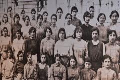 Trabajadoras de la época